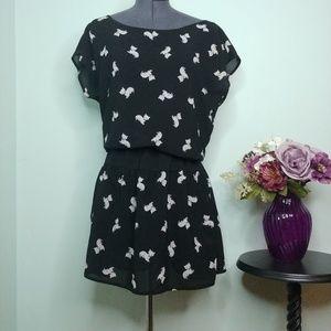 I Love H81 Cute Cat Dress